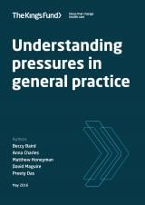 Understanding pressures